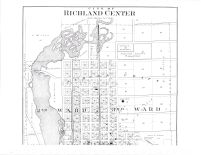 Richland Center City 1, Richland County 1895