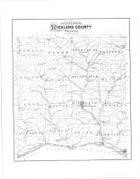 Richland County Outline Map 1, Richland County 1895