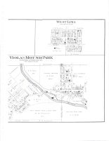 Viola and Mound Park 1, West Lima, Richland County 1895