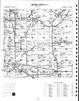 Buena Vista Township - North, Gotham, Sextonville, Richland County 1983