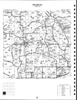 Richwood Township - North, Excelsor, Richland County 1983