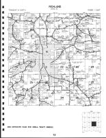 Code 12 - Richland Township, Cemter Creek, Richland County 1994