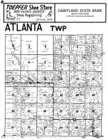 Copy of Atlanta Township, Rusk County 1954