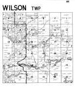 Copy of Wilson Township, Rusk County 1954