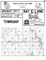 Hawkins Township 2, Rusk County 1954