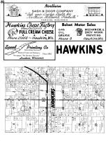 Howkins Township 1, Rusk County 1954