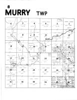 Murray Township, Rusk County 1954