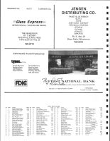 Troy Township Owners Directory, St. Croix County 1987