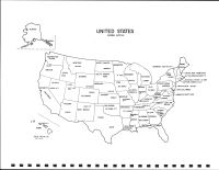United States Map, St. Croix County 1987