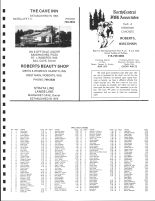 Warren Township Owners Directory, St. Croix County 1987