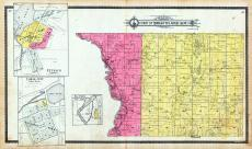 Coral City, Ettrick, Elk Creek, Centerville P.O., Dodge, Trempealeau County 1901