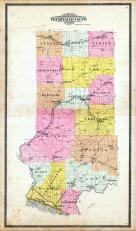 Index Map, Trempealeau County 1901