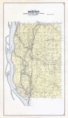 Bergen Township, Stoddard, Mississippi River, Coon Slough, Vernon County 1896
