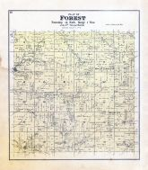 Forest Township, Burr P.O., Valley P.O., Mount Tabor P.O., Vernon County 1896