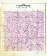 Greenwood Township, Debello P.O., Wood P.O., Vernon County 1896