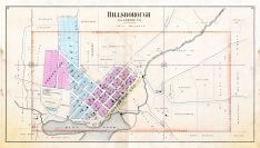 Hillsborough, Vernon County 1896