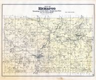 Kickapoo, Readstown, Sugar Grove, Mechanics Point, Vernon County 1896