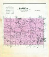 Liberty Township, Viola, Mound Park, Liberty P.O., Ross P.O., Vernon County 1896