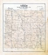 Union Township, Arbor P.O., Dilly P.O., Valley P.O., Vernon County 1896