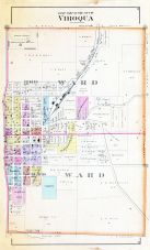 Viroqua - East, Vernon County 1896