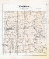 Webster Township, Avalancy, Otter Vale P.O., Vernon County 1896