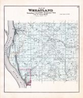 Wheatland Township, Wictory, DeSoto, Red Mound P.O., Vernon County 1896
