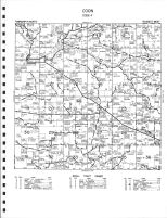 Coon Township, Coon Valley, Vernon County 1967
