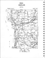 Genoa Township - South, Wheatland Township - Northwest, Victory, Vernon County 1967