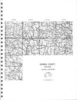 Vernon County - East Building Location Map, Vernon County 1967