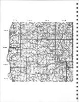 Vernon County - West Building Location Map, Vernon County 1967