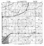 La Fayette Township, Walworth County 1961