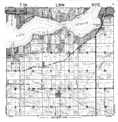 Linn Township, Lake Geneva, Walworth County 1961