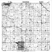 Sharon Township, Allens Grove, Walworth County 1961