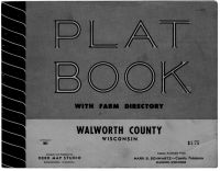 Title Page, Walworth County 1961