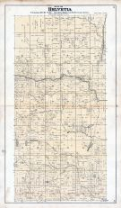 Helvetia Township, Whitcomb Creek, Wolf River, Granite City, Waupaca County 1889