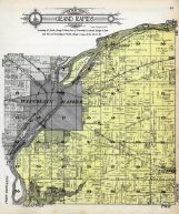 Grand Rapids Township, Kellner, Biron, Nepco Lake,, Wood County 1928