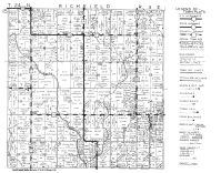 Richfield Township, Bethel, Wood County 1948
