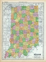 Page 080 - Indiana, World Atlas 1911c from Minnesota State and County Survey Atlas