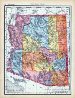 Page 100 - Arizona, World Atlas 1911c from Minnesota State and County Survey Atlas