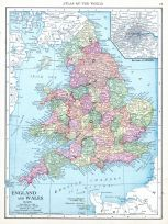 World atlas 1913 historical atlas england and wales world atlas 1913 gumiabroncs Images