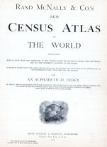 Title Page, World Atlas 1913