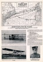 Atlantic Ocean, Naval Seaplane, Vicker's Vim Airplane, Commander A.C. Reed
