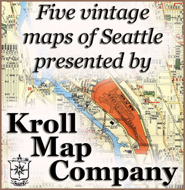 Kroll Maps at Historic Map Works
